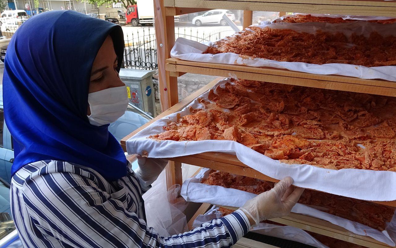 Tokat'ta genç kadın teyzesinde çorba içti hayatı değişti