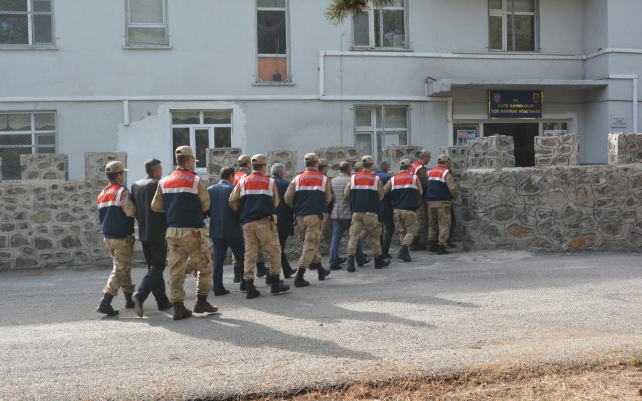 Muş'ta Binbaşı Arslan Kulaksız'ı şehit eden hainler 5 yıl sonra yakalandı