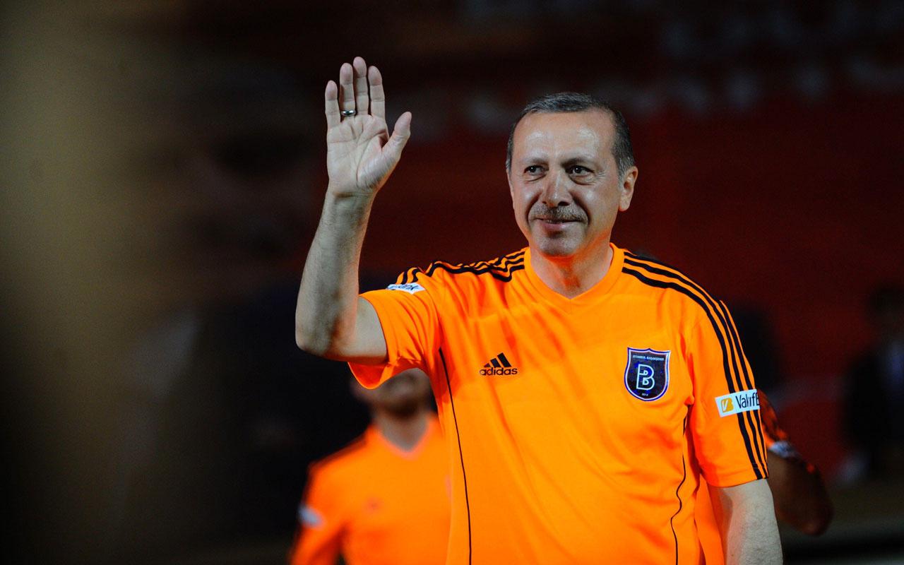 Başakşehir'den Erdoğan'a jest! 12 numaralı forması emekli edildi