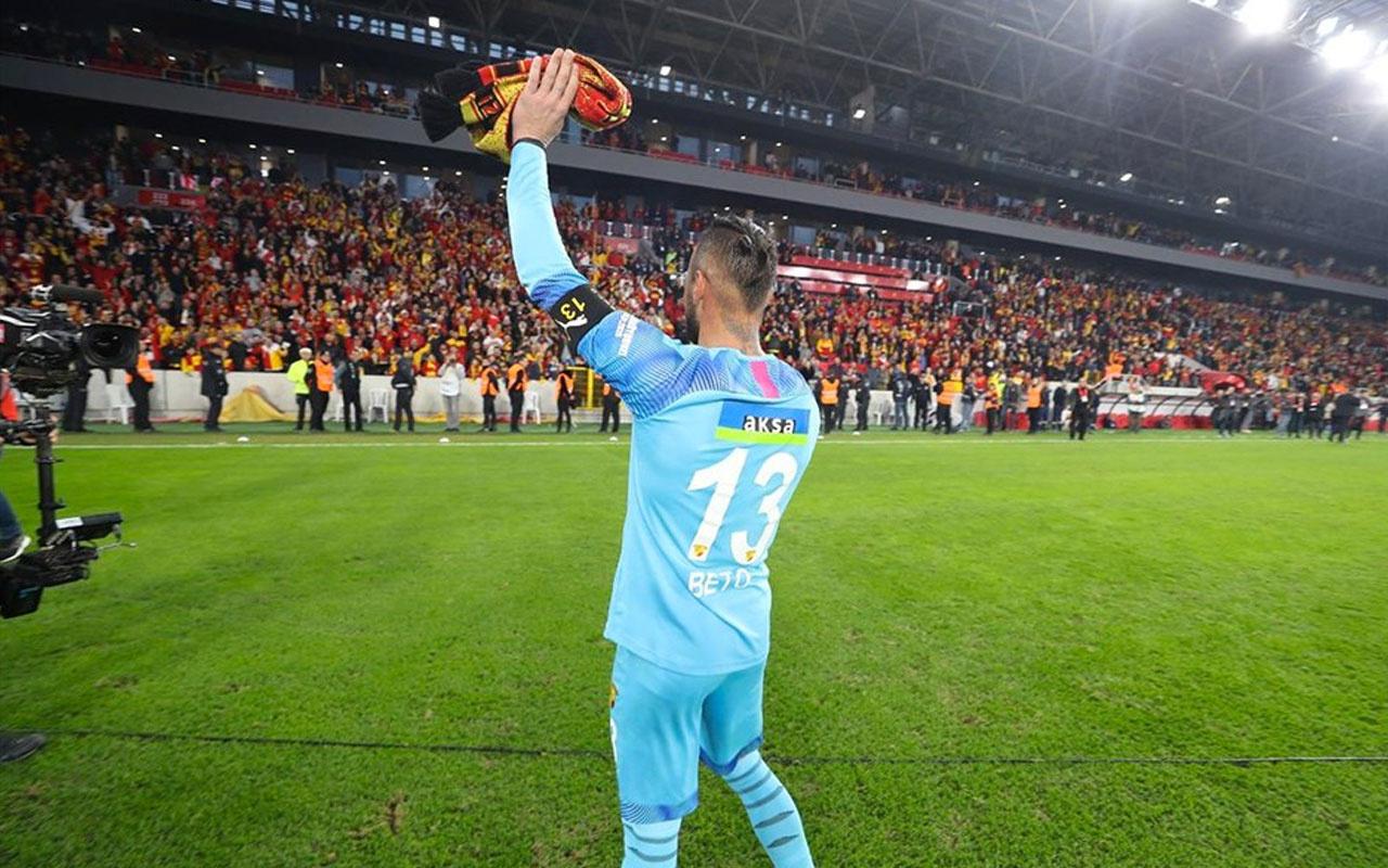 Galatasaray, Beto ile el sıkıştı