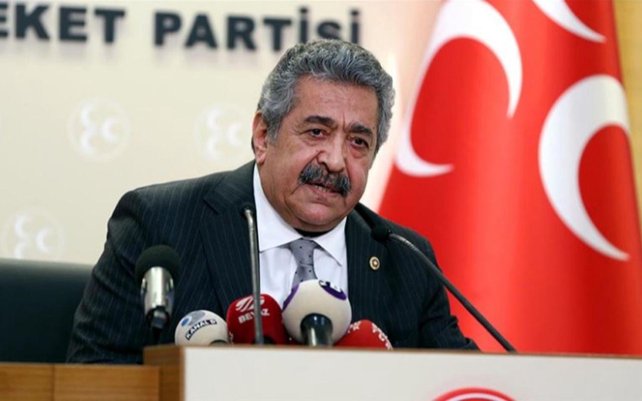 MHP'li Feti Yıldız'dan kanun teklifi: Boğazlıyan, ŞEHİTKEMAL olsun