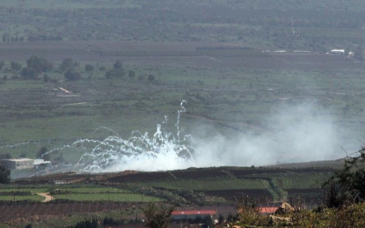 İsrail'den Lübnan'a saldırı! Kafarşuba bölgesini hedef aldı