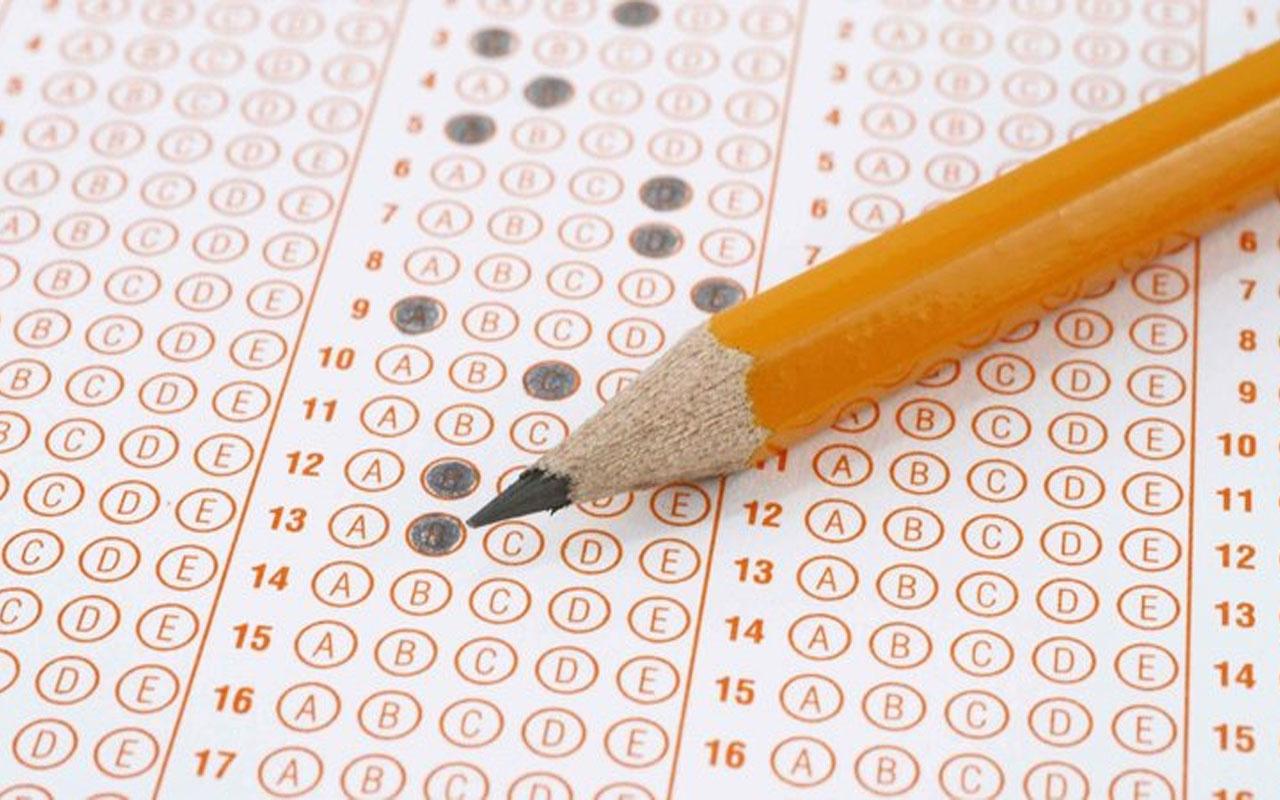 Açık öğretim lisesi sınav giril ekranı 2021 AÖL online sınavı