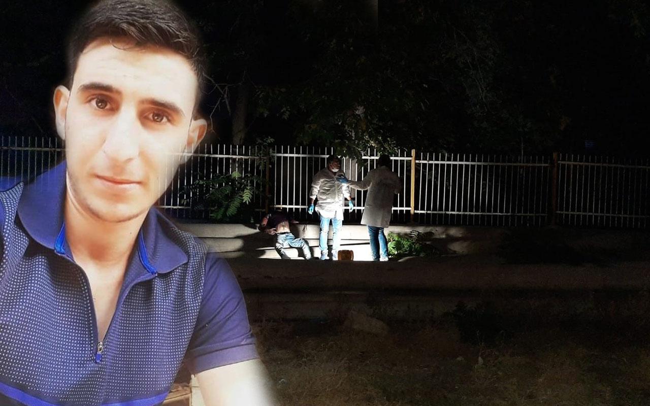 İzmir'de cezaevinden izinli çıktı raylarda ölü bulundu