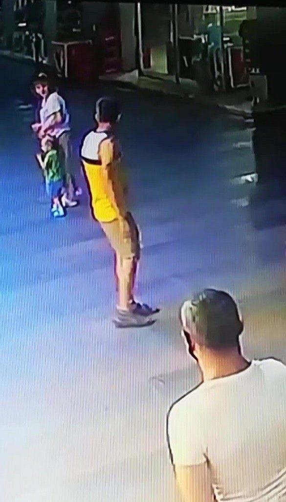 Antalya'da çok sevimli dediği 2.5 yaşındaki çocuğu kaçırmaya kalktı