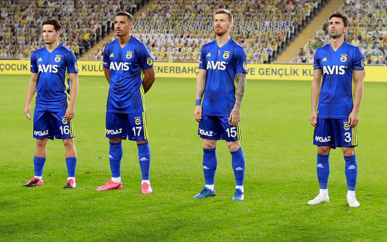 Fenerbahçe, antrenman ve kamp ürünlerini tanıttı!