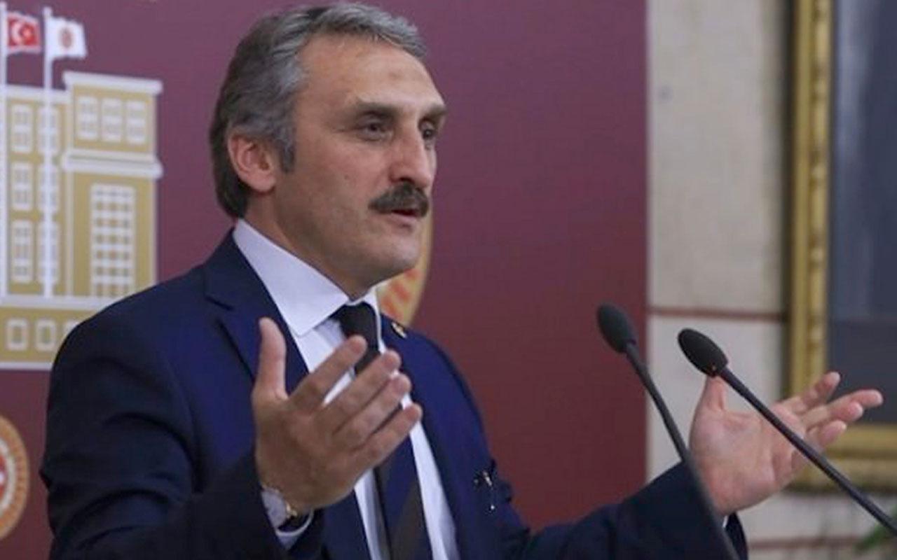 AK Partili Çamlı'dan kadın-erkek eşitliği yorumu: Erkek şiddet görmüyor mu yani?