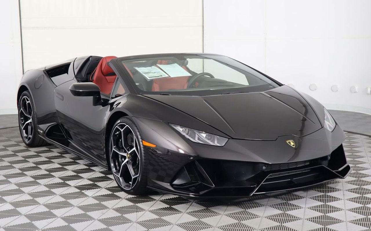ABD'de bir kişi Kovid-19 kredisiyle Lamborghini aldı