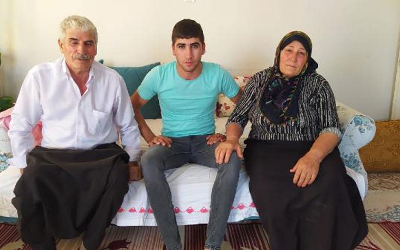 Mersin'deki kazada yaralanan asker o anları anlattı