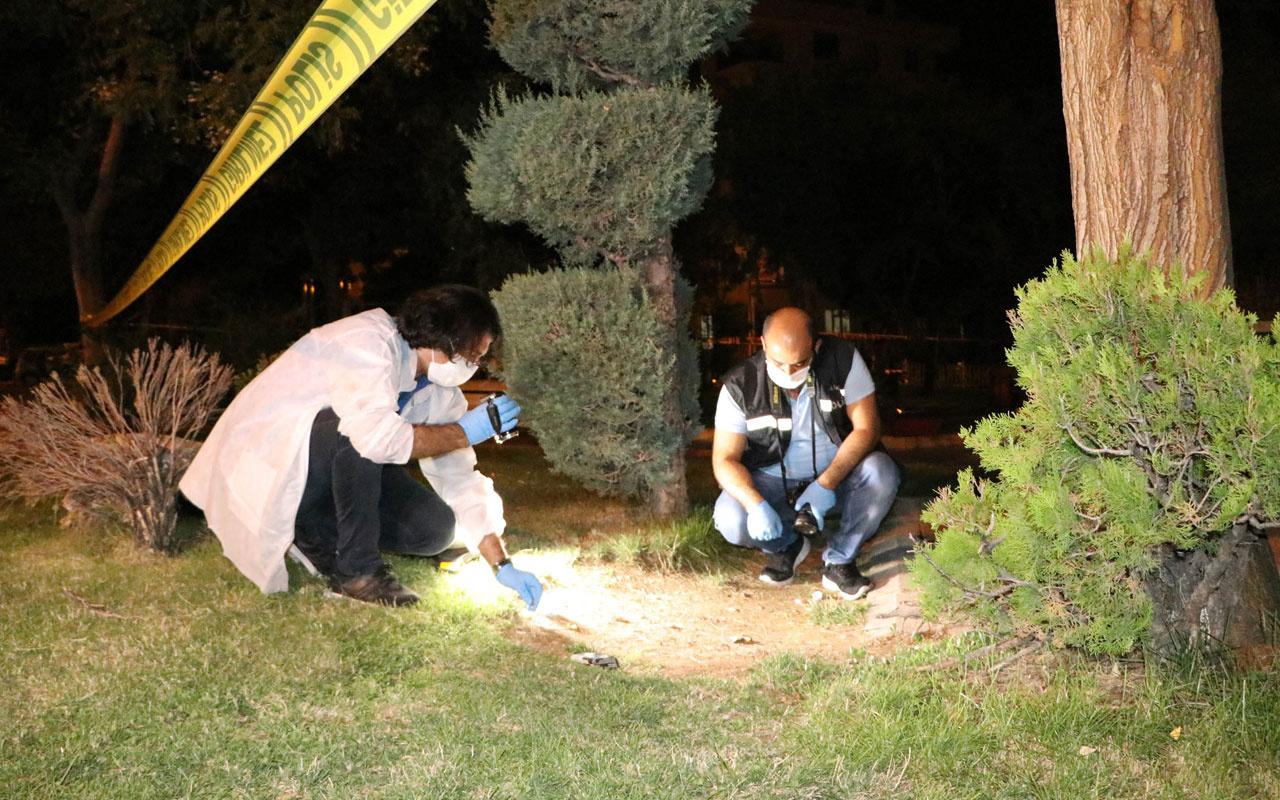 Şanlıurfa'da parkta oturan aileye silahlı saldırı: 1 ölü, 1 yaralı