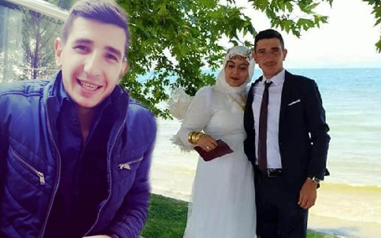 Bursa'da boğazlar düğüm! Dün evlendi bugün öldü