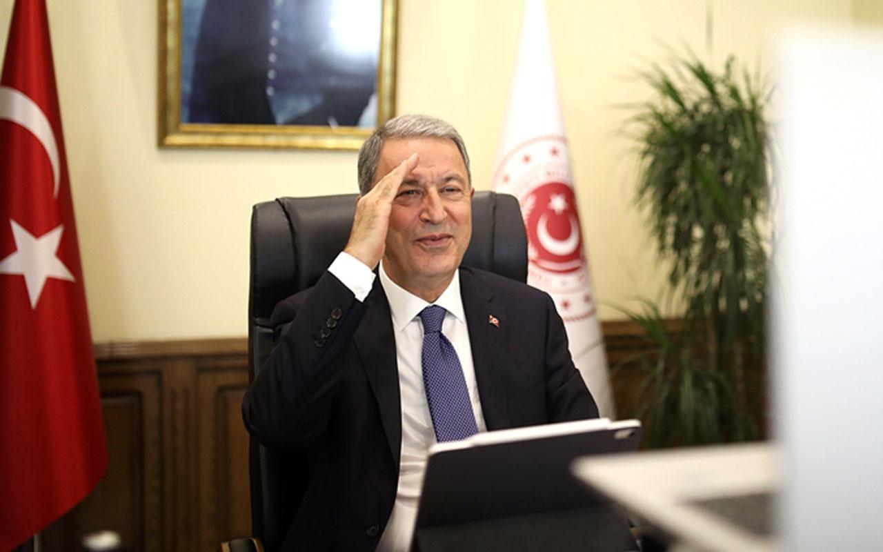 Milli Savunma Bakanı Hulusi Akar: Türkiye F-35'in müşterisi değil ortağı
