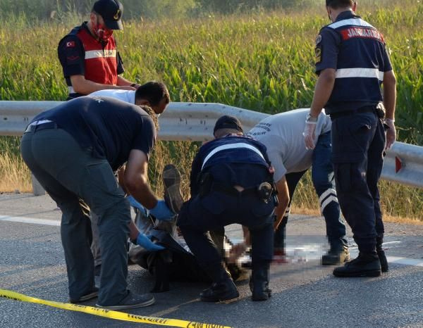 Motosikletinin yanında ölü bulundu! Genç bekçinin babası yıkıldı