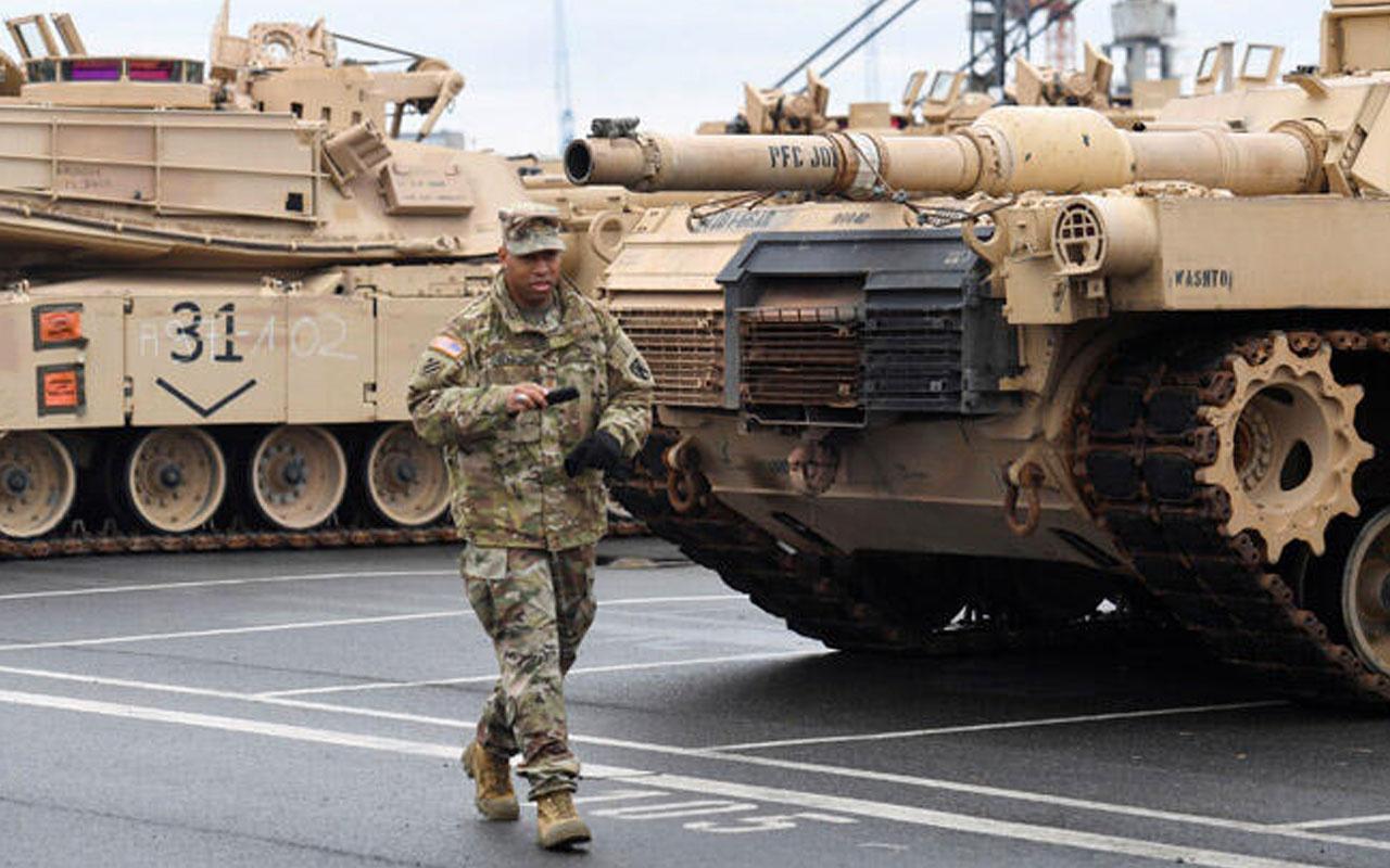 ABD Almanya'dan 12 bin askerini çekme kararı aldı