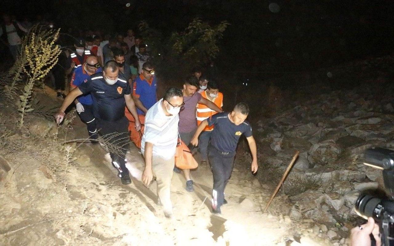 Manisa'da misinalara takılan itfaiyeci boğuldu