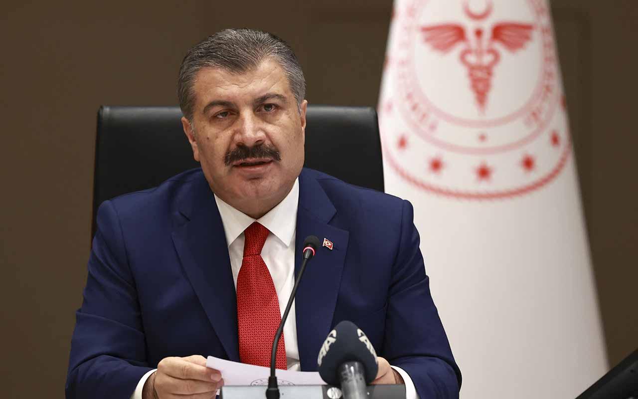 Sağlık Bakanı Koca açıkladı! Kurban Bayramı'nda sokağa çıkma yasağı yok