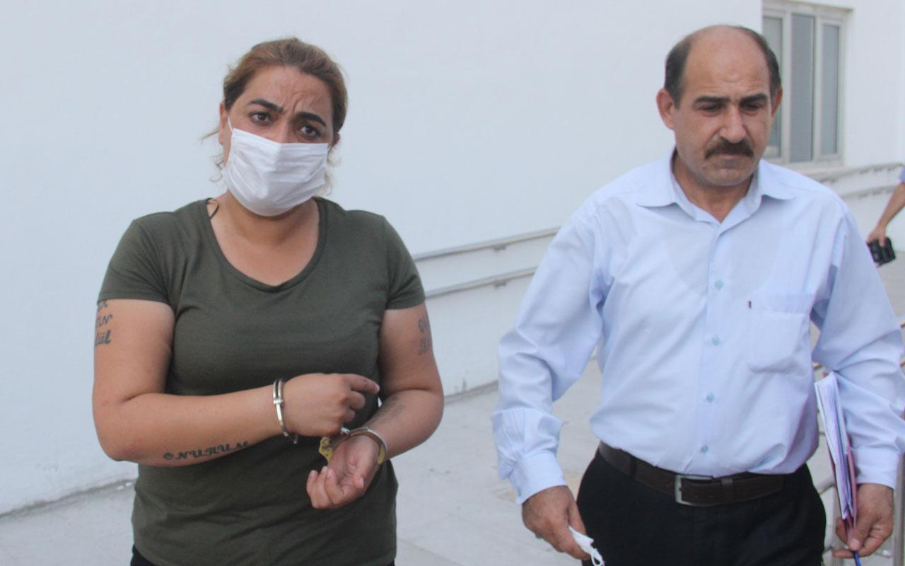 Adana'da kocasının kaçırdığı mahkum: 'Beni sevdiği için kaçırdı'