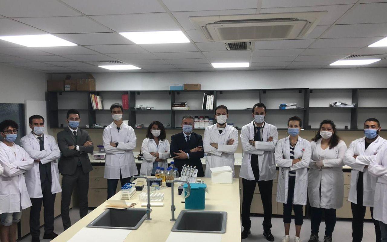 Koronavirüs aşı müjdesi Ankara'dan geldi! İnsanlar ve maymunlarda denenecek