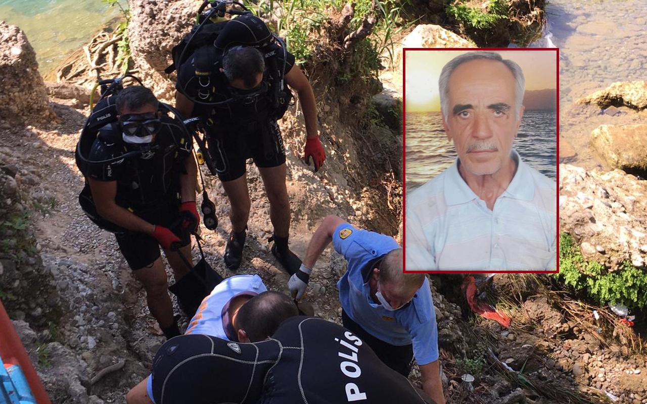 Mersin'de kızlarına kiraz götürüp kaybolan adamdan 55 gün sonra acı haber!