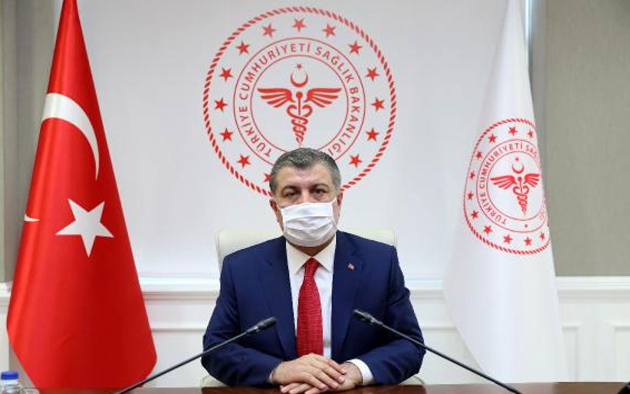 Sağlık Bakanı Koca'dan  81 il sağlık müdürüne bayram uyarısı