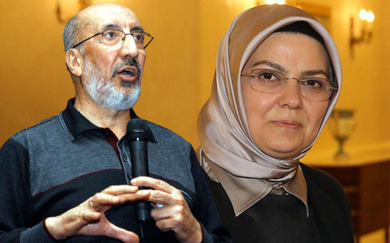 Abdurrahman Dilipak 'AKP'nin Papatyaları' ve 'fahişe' dedi Ayşe Böhürler'den sert tepki geldi