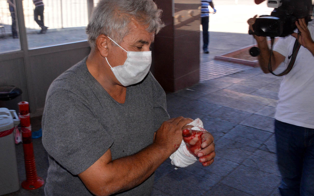 Kahramanmaraş'ta acemi kasaplar bu bayram da ortaya çıktı