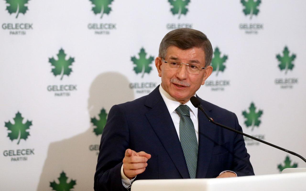 Ahmet Davutoğlu'dan Bakan Kasapoğlu ve TFF Başkanı Özdemir'e istifa çağrısı