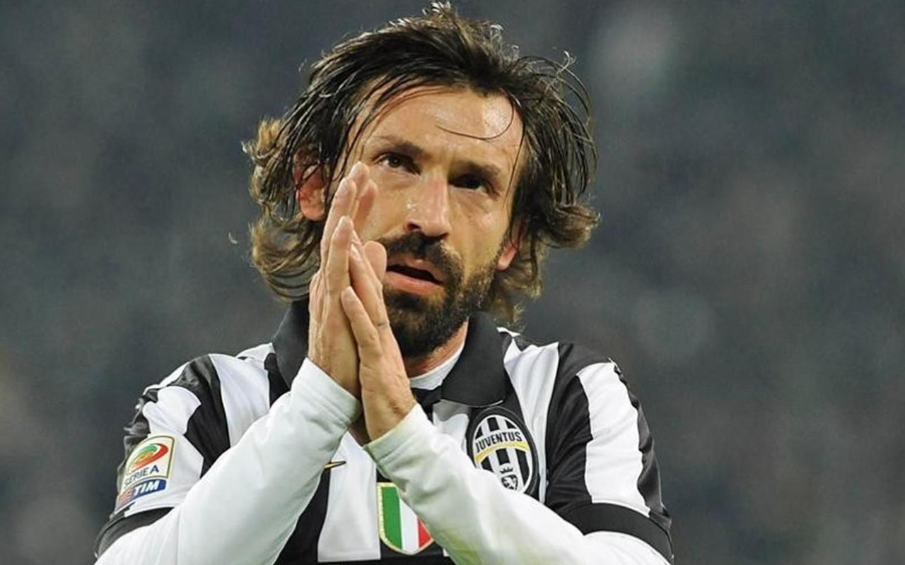 Andrea Pirlo Juventus'a geri döndü