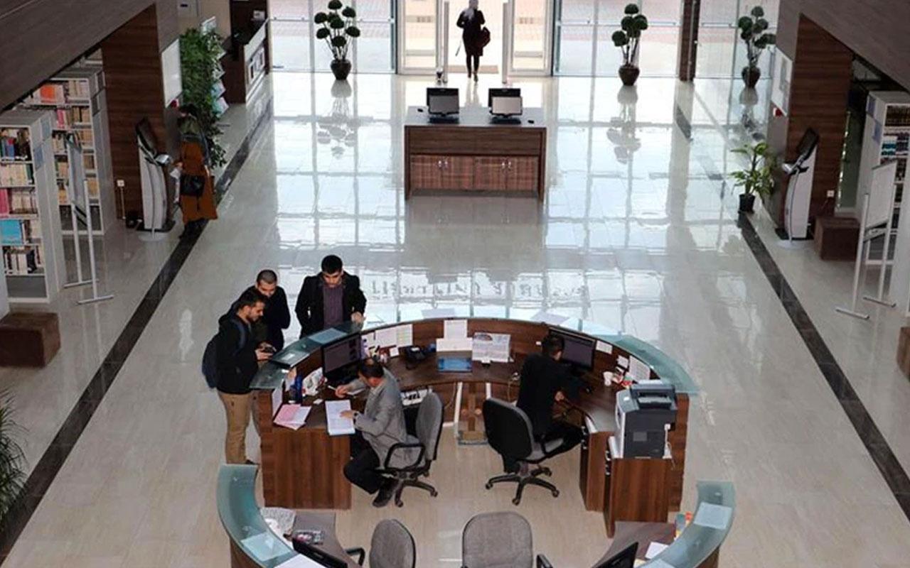"""YÖK """"Vakıf Yükseköğretim Kurumları 2020"""" raporunu yayınladı"""