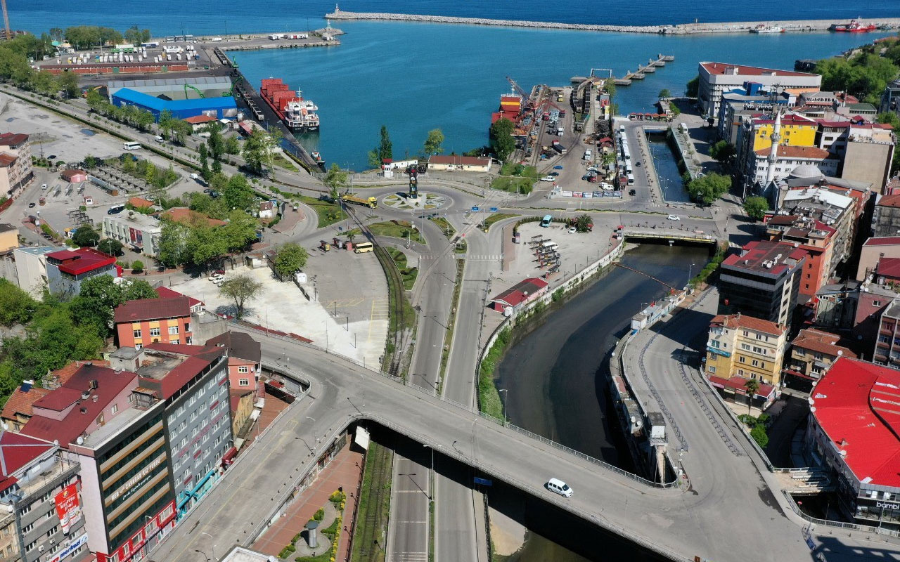 Zonguldak'ta bayram sabahı silahlar konuştu