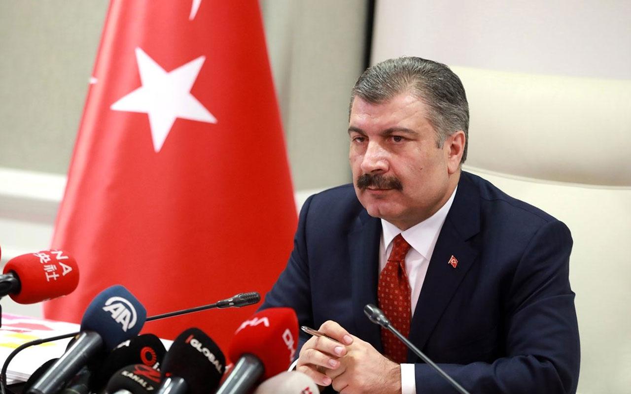 Türkiye'deki corona virüsü vaka ve ölü sayısında son durum (31 Temmuz 2020)