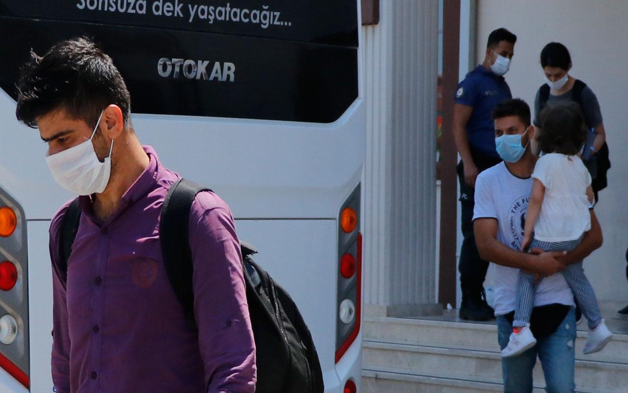 Muğla'da 67 sığınmacı yakalandı