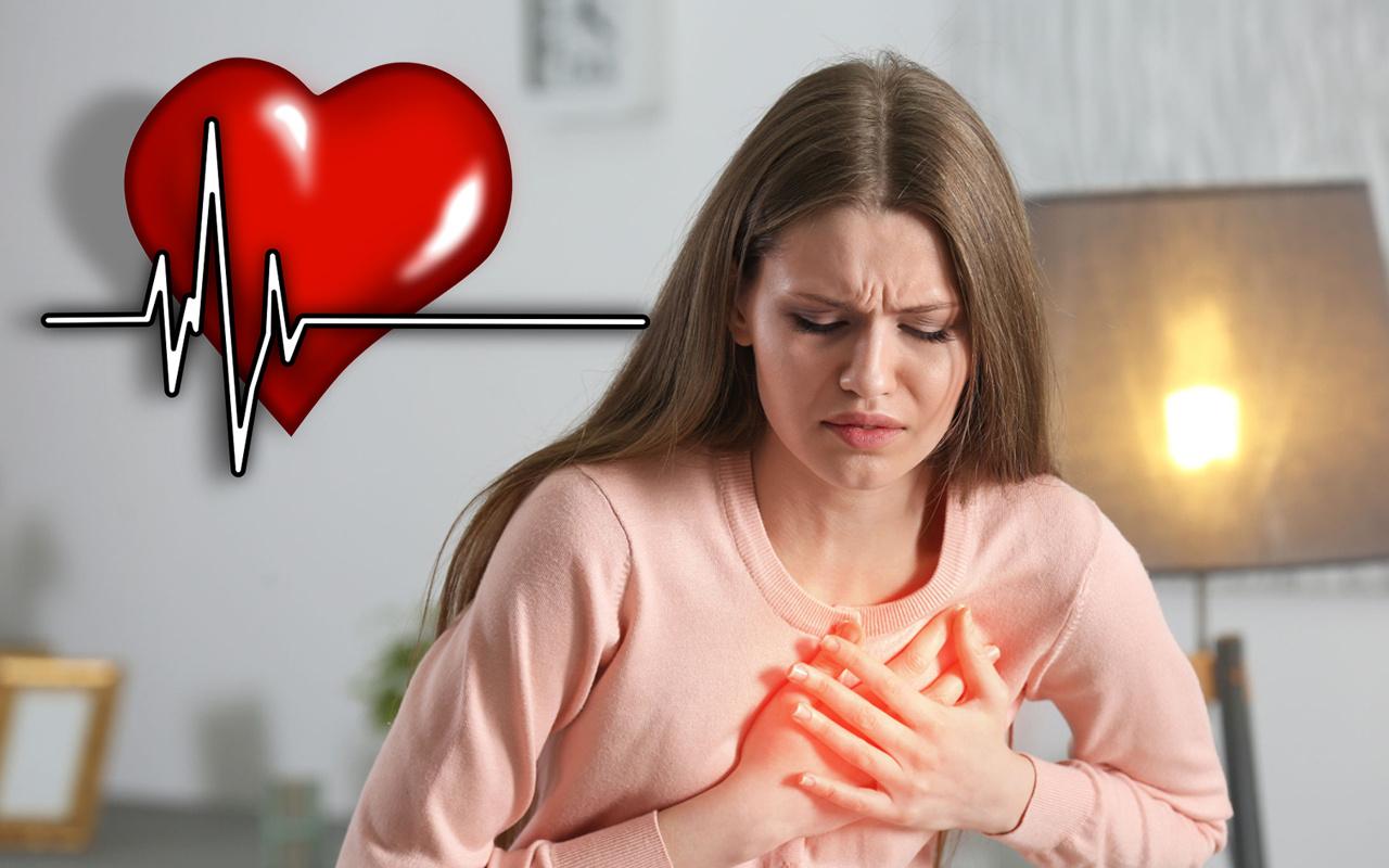 Kalp krizinde en önemli 7 belirti! Bu iki belirti birlikte varsa kalp krizi yüksek