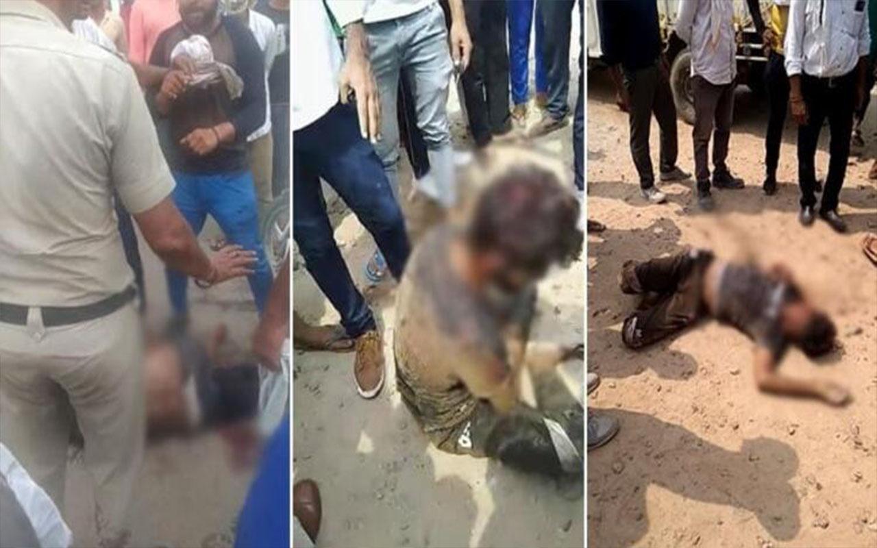 Hindistan'da Müslüman genç inek eti taşıdığı iddia edilerek linç edildi