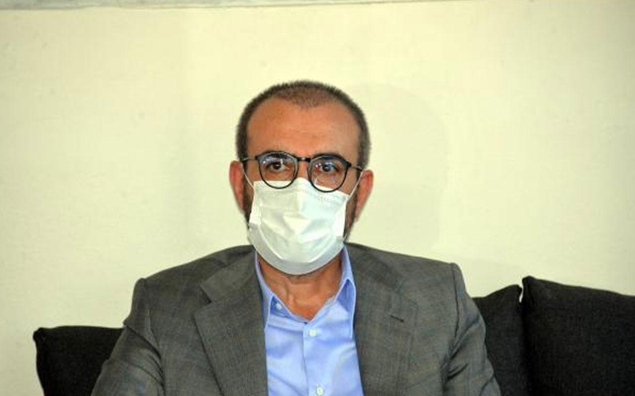 Ak Parti'li Mahir Ünal'dan CHP'ye 'sosyal medya yasası' tepkisi