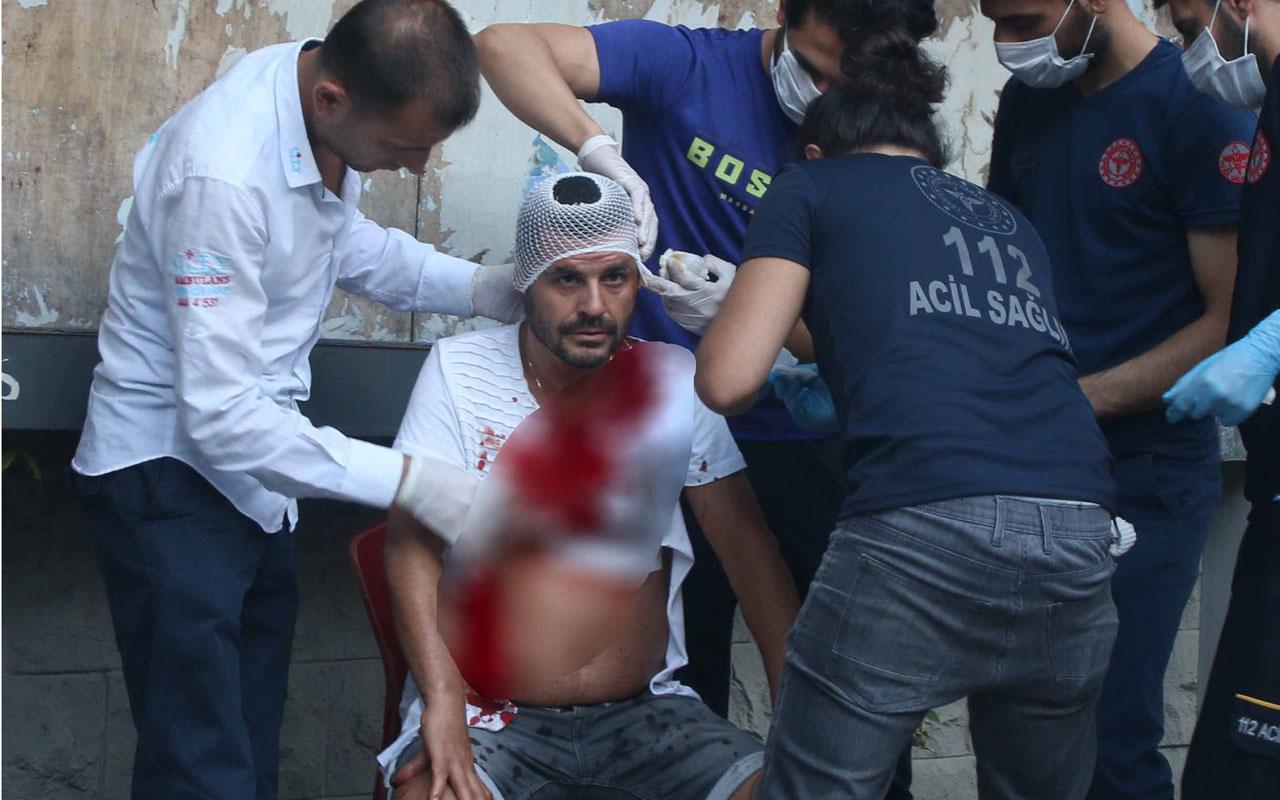 İstanbul Taksim'de değnekçi terörü! 'Oflu İsmail'in yeğeni kalbinden bıçaklandı