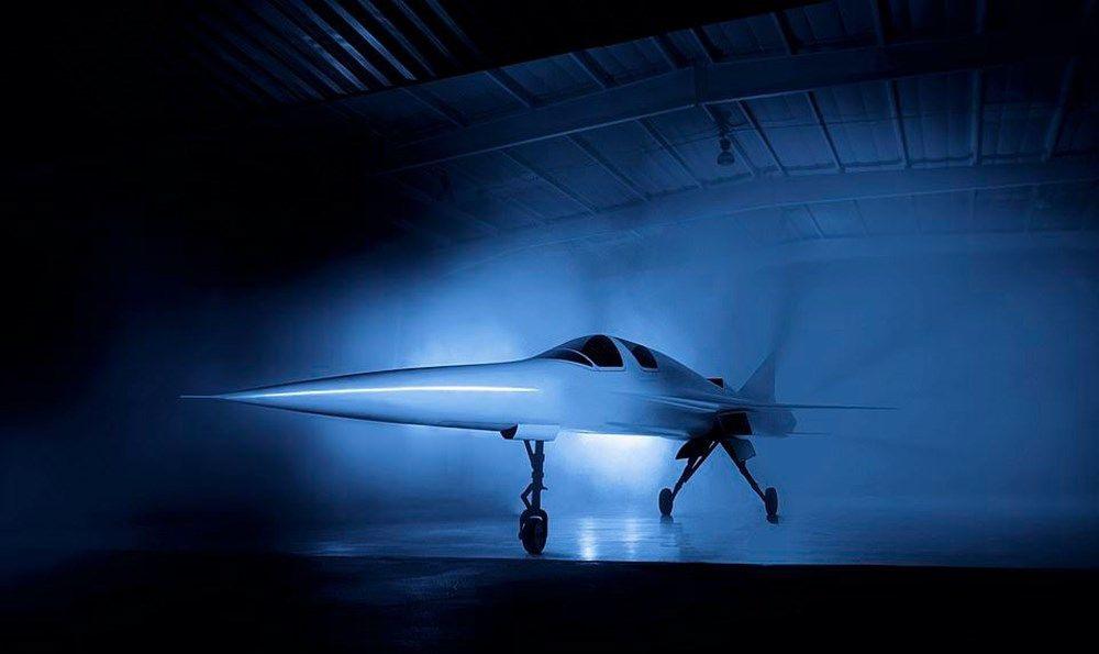 9 saatlik yolculuk 3.5 saate inecek 'Concorde'un varisi' için imzalar atıldı