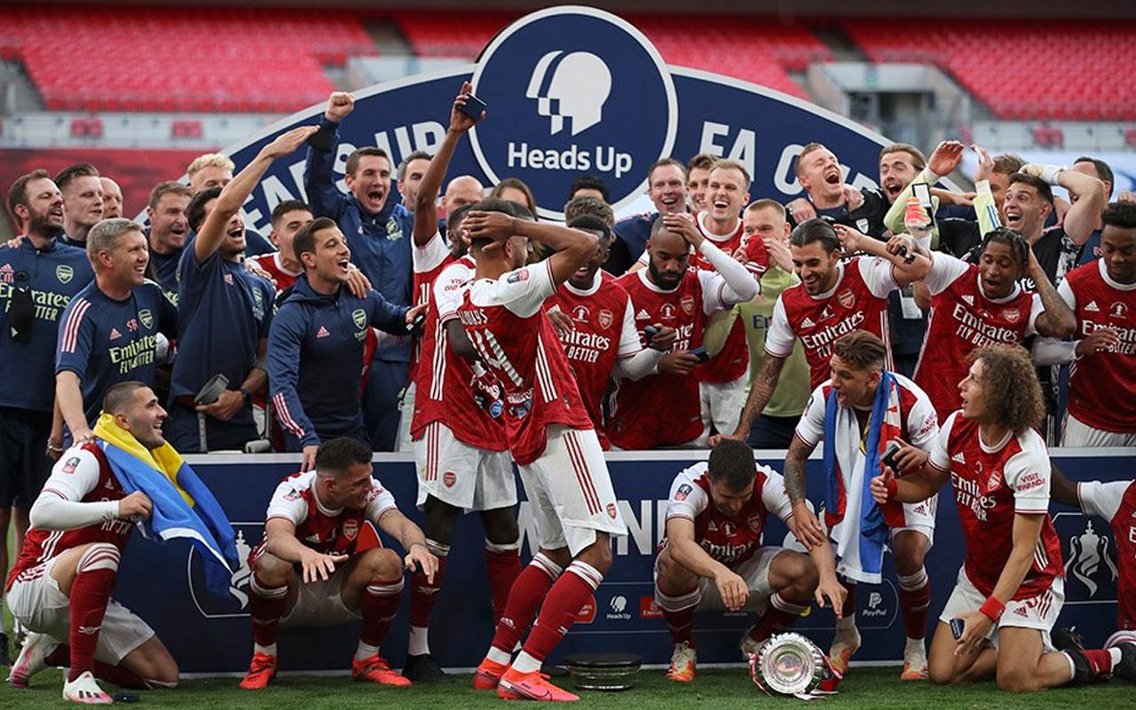 Arsenal, Chelsea'yi devirdi 14. kez FA Cup'ın sahibi oldu