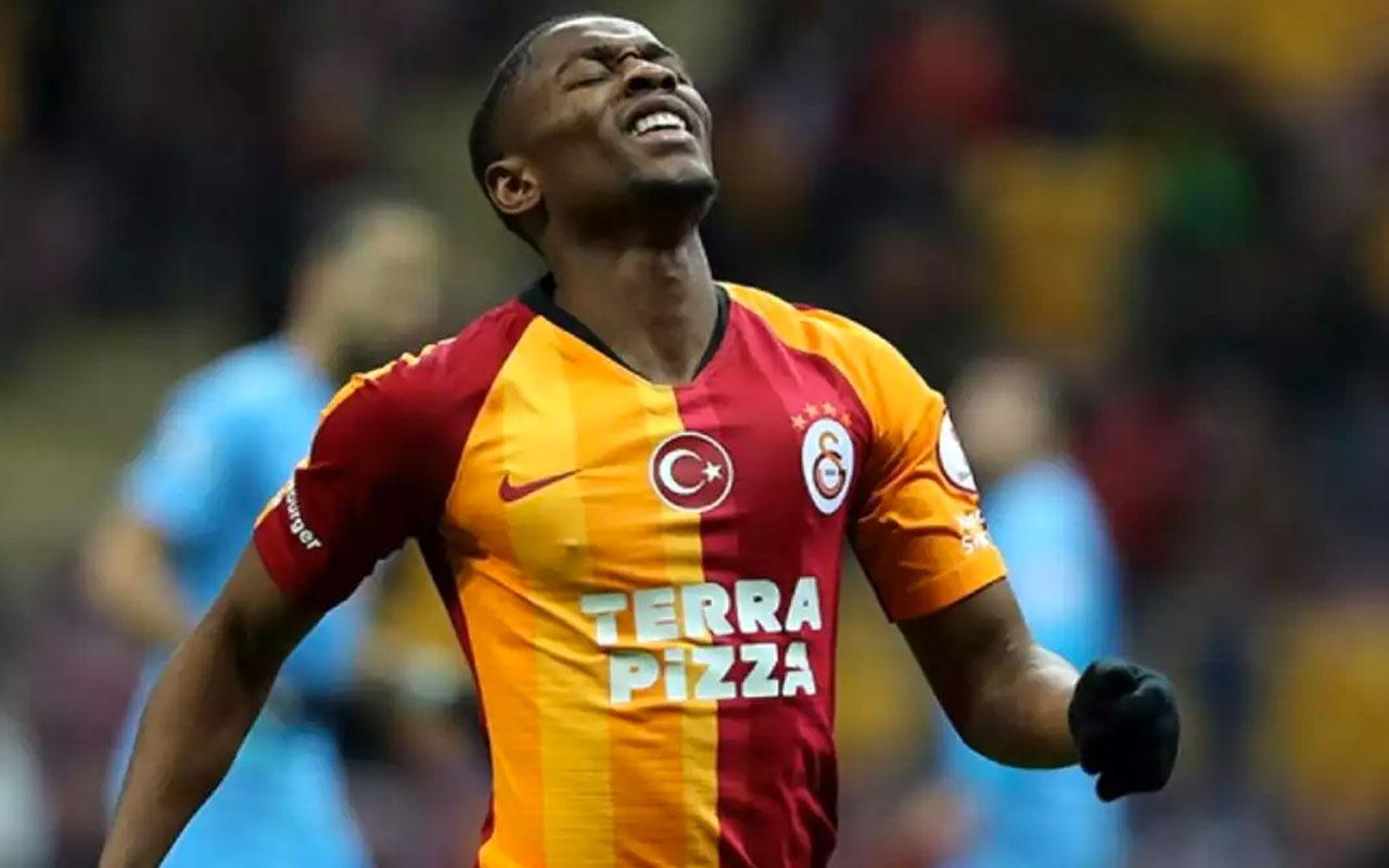Denizlispor, Galatasaray'dan Sekidika'yı gündemine aldı