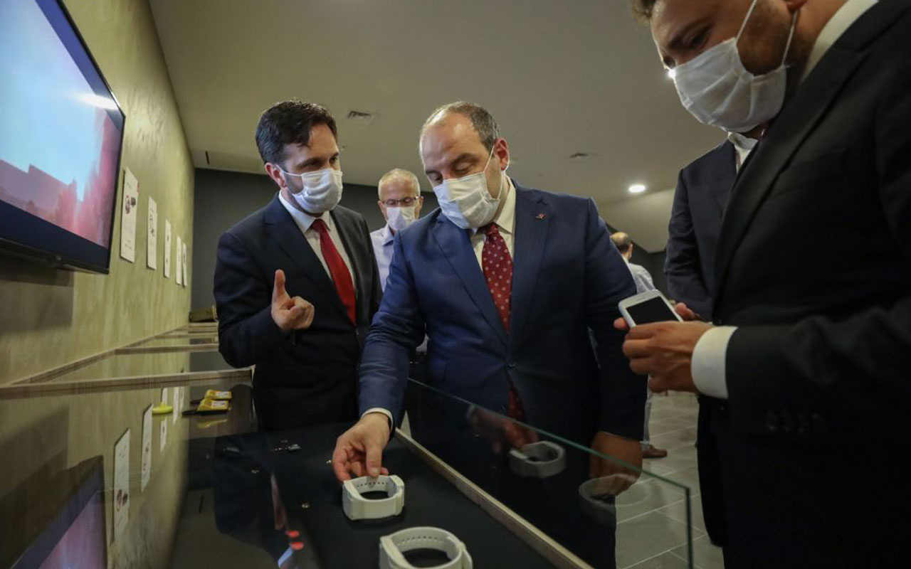 Mustafa Varank: Milli elektronik kelepçe, eylül ayında teslim edilmeye başlanacak