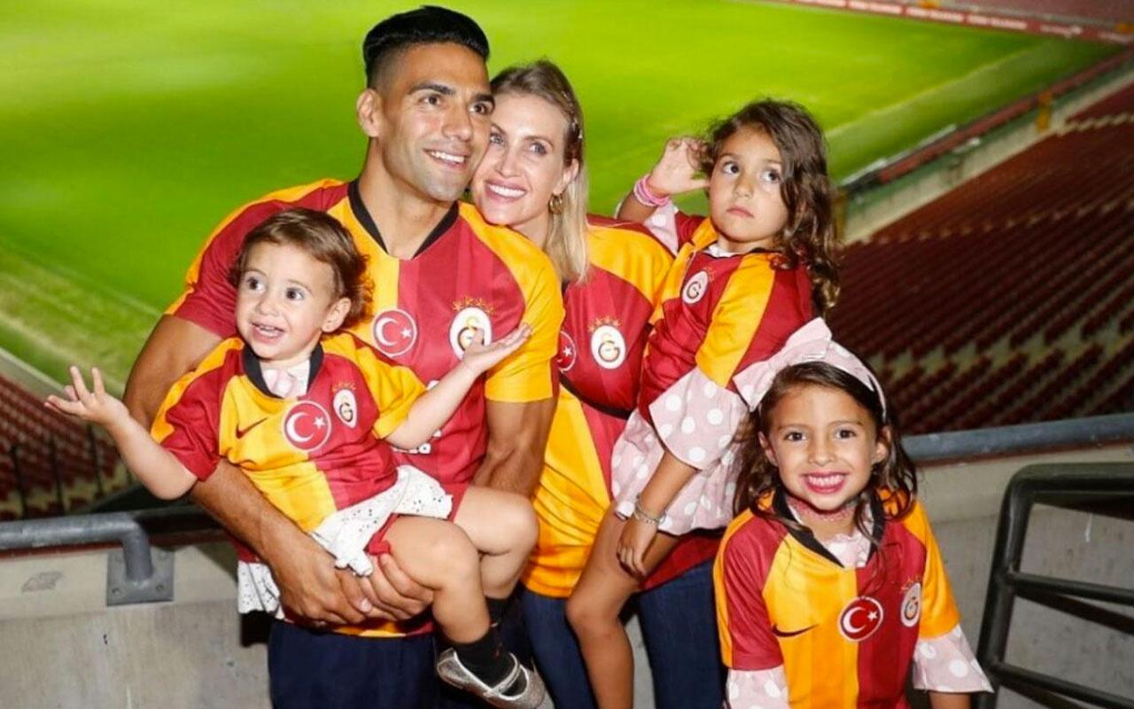 Al Rayyan, Falcao transferi için İstanbul'da