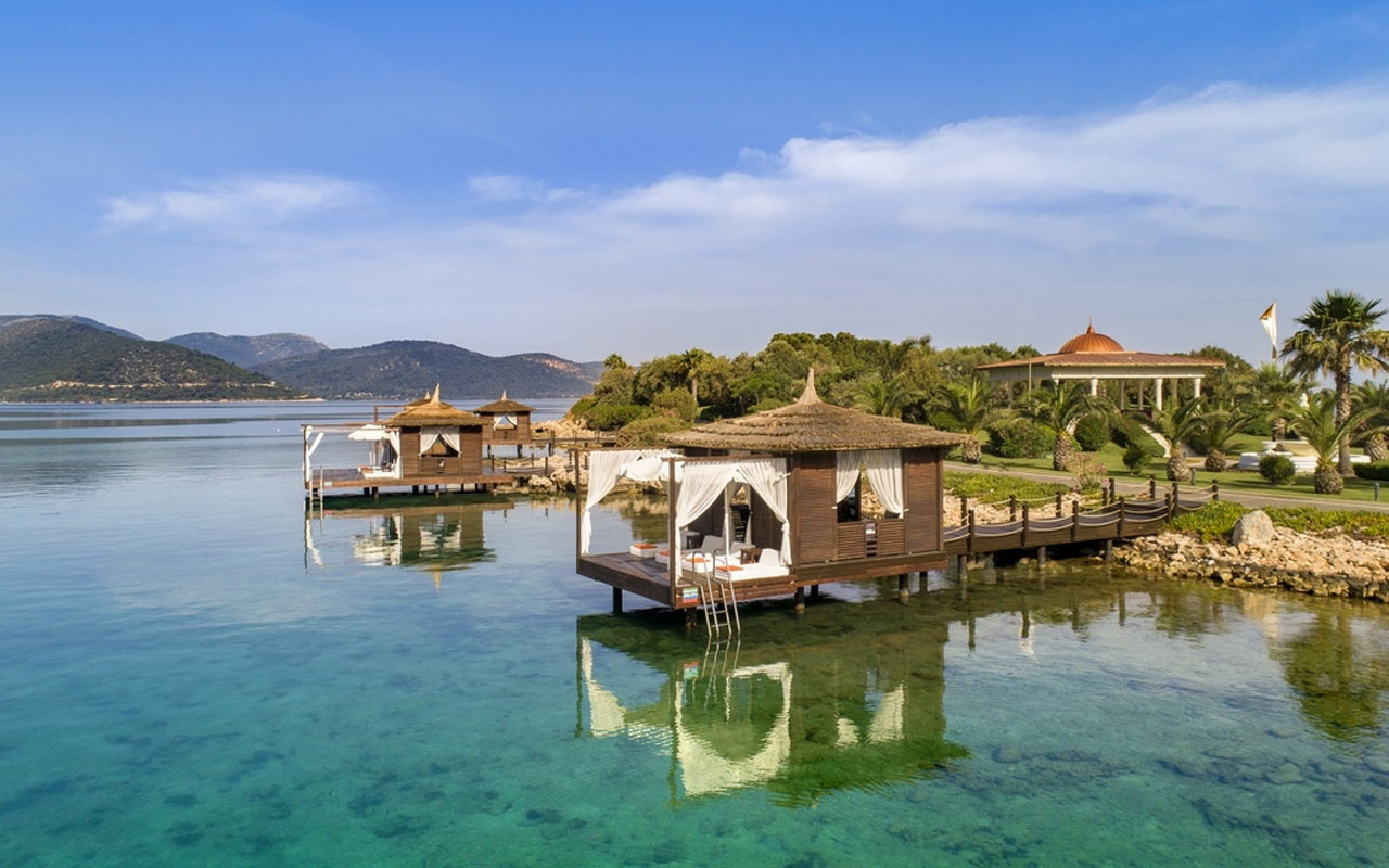 Türkiye ve Kıbrıs'da pandemi sürecinde tatil yapılacak en iyi otelleri