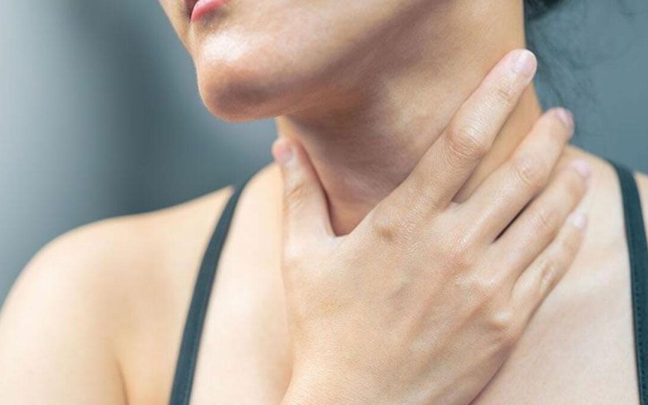 Yutma güçlüğü neyin belirtisi? Akalazya hastalığı nedir tedavisi