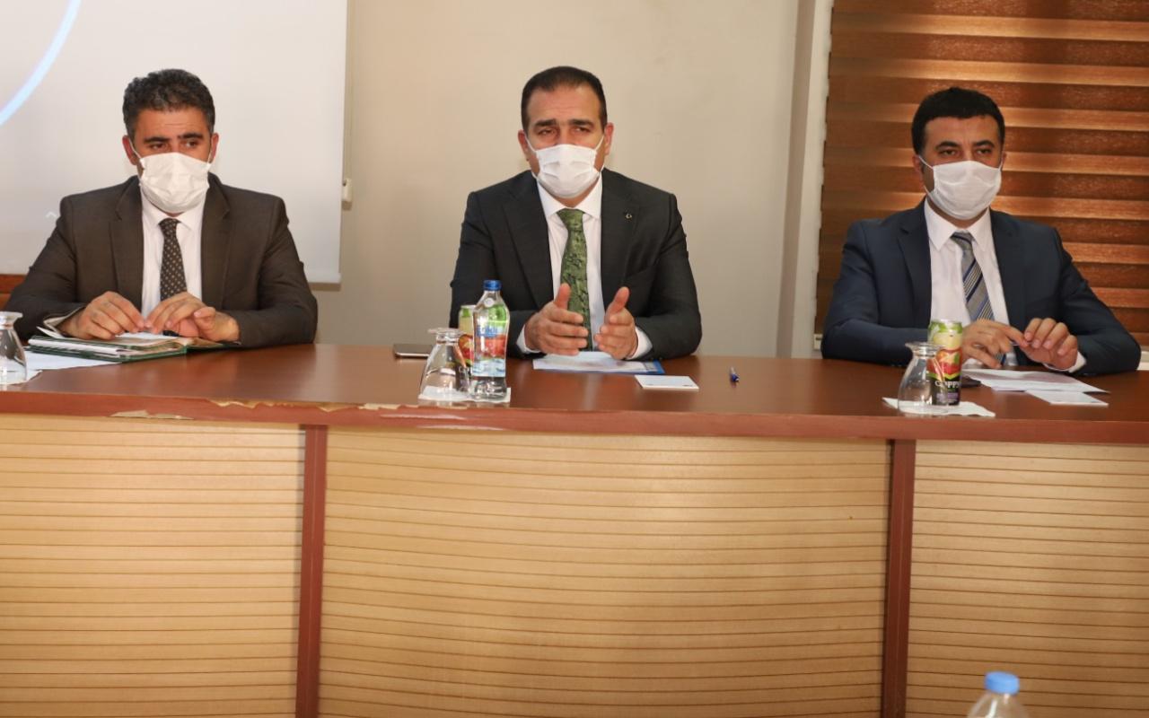 Hakkari Valisi Akbıyık'tan vatandaşlara koronavirüs uyarısı
