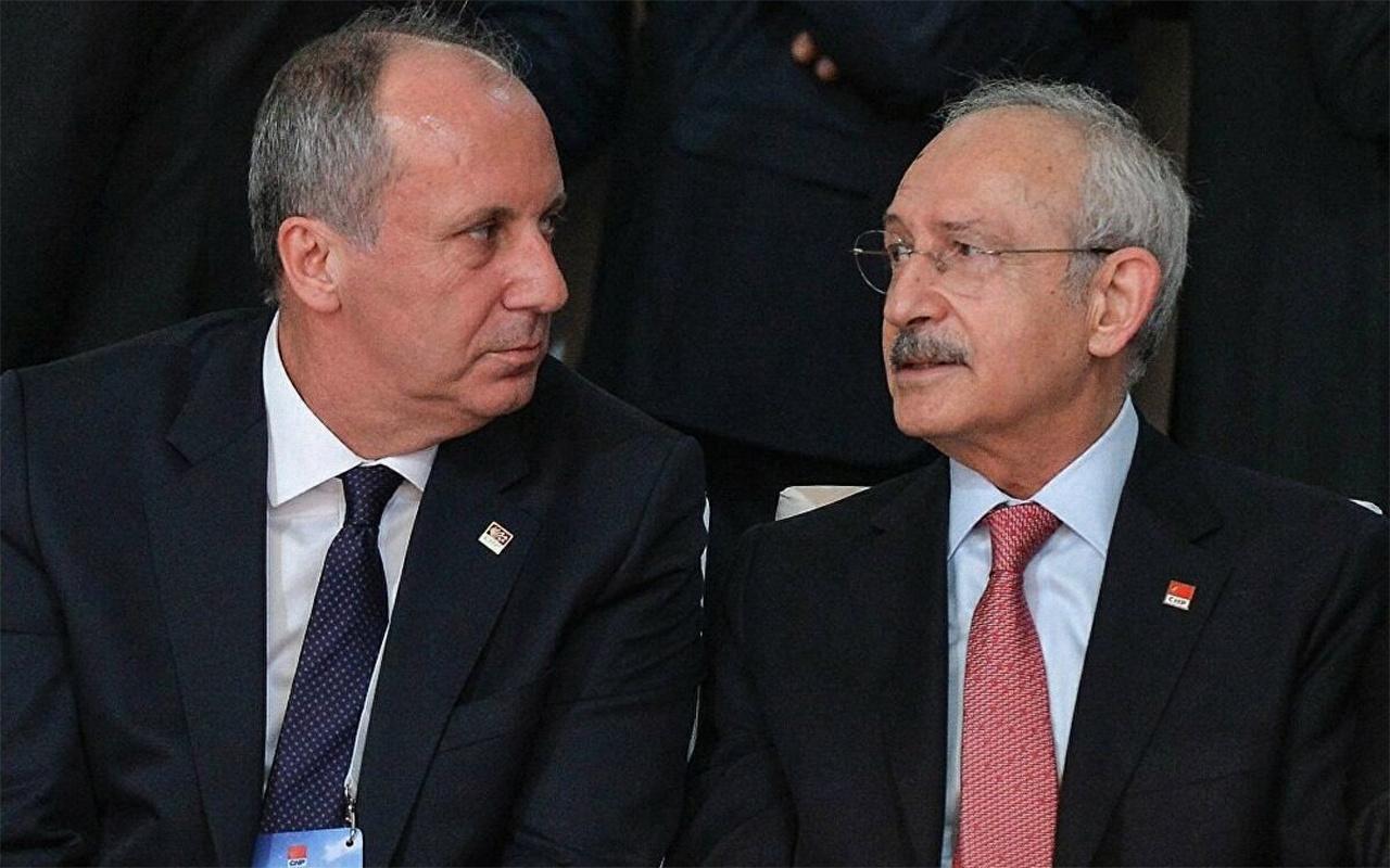 Muharrem İnce'den CHP lideri Kemal Kılıçdaroğlu'na: Bölücü olan kim?