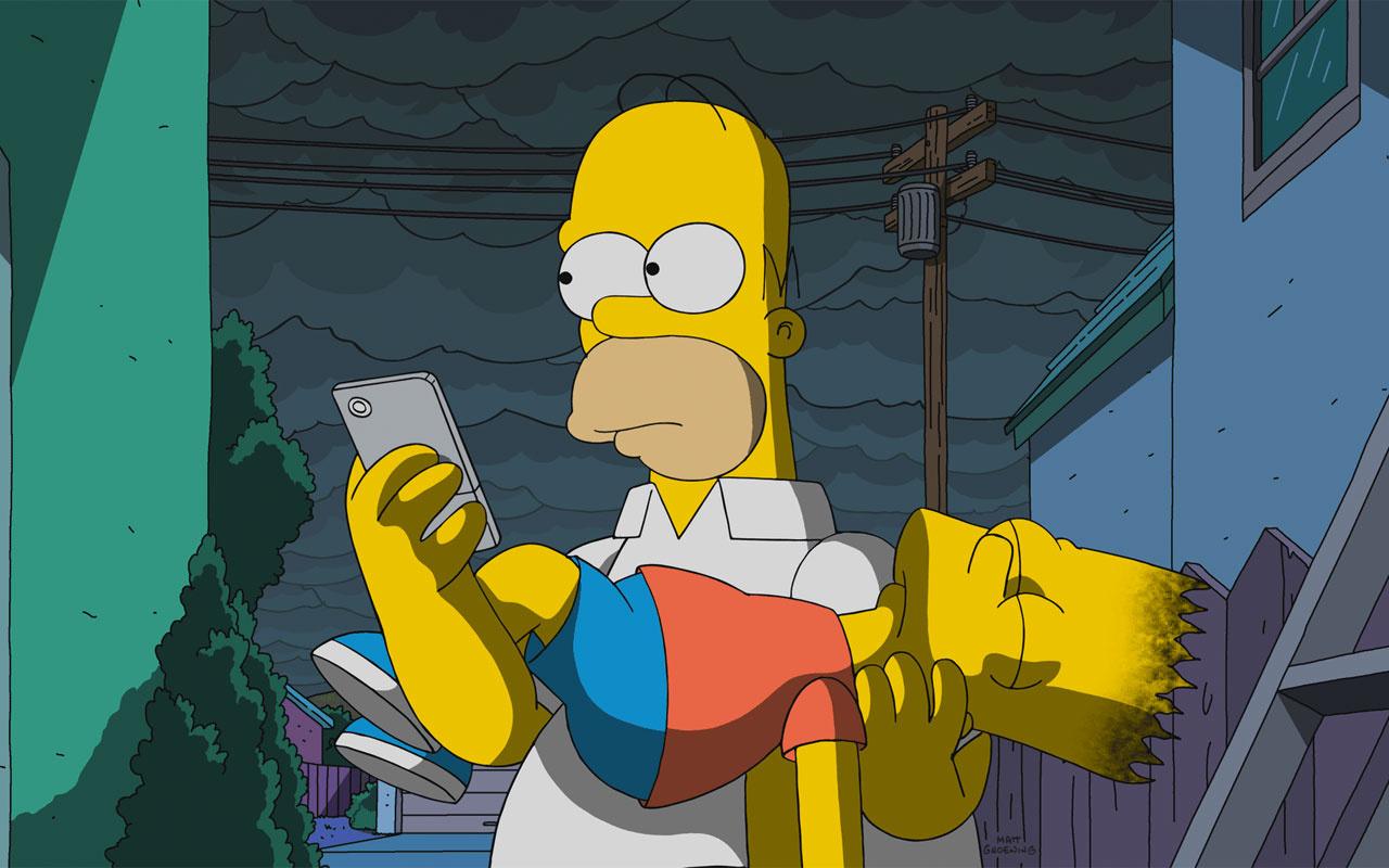 Simpsonlar Lübnan patlamasını bildi deniyor! Simpsonlar dizisindeki o bölüm