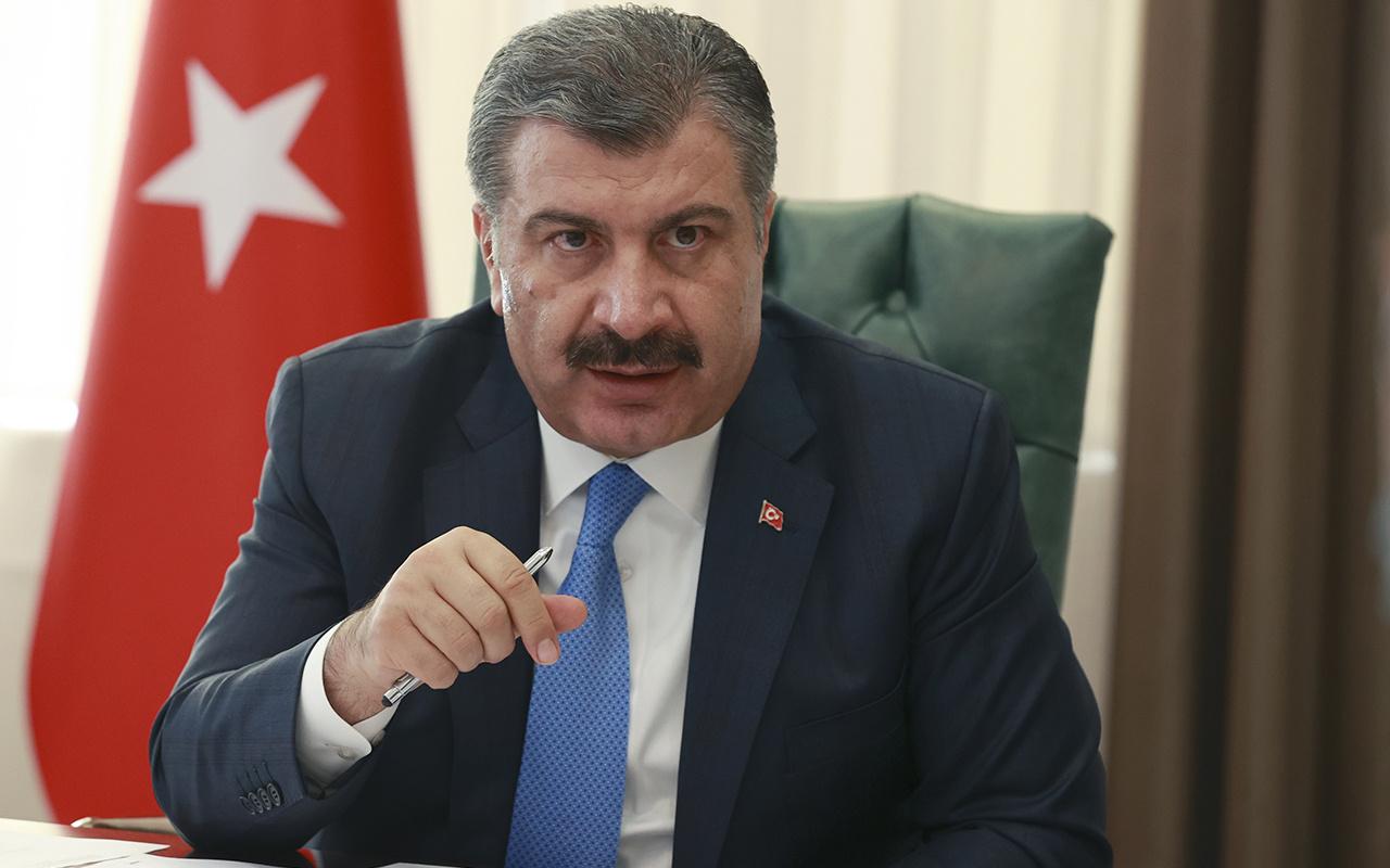 Türkiye'nin koronavirüs vaka ve ölü sayısında son durum (4 Ocak Pazartesi)