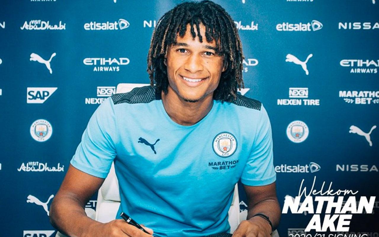 Manchester City Nathan Ake'i kadrosuna kattı