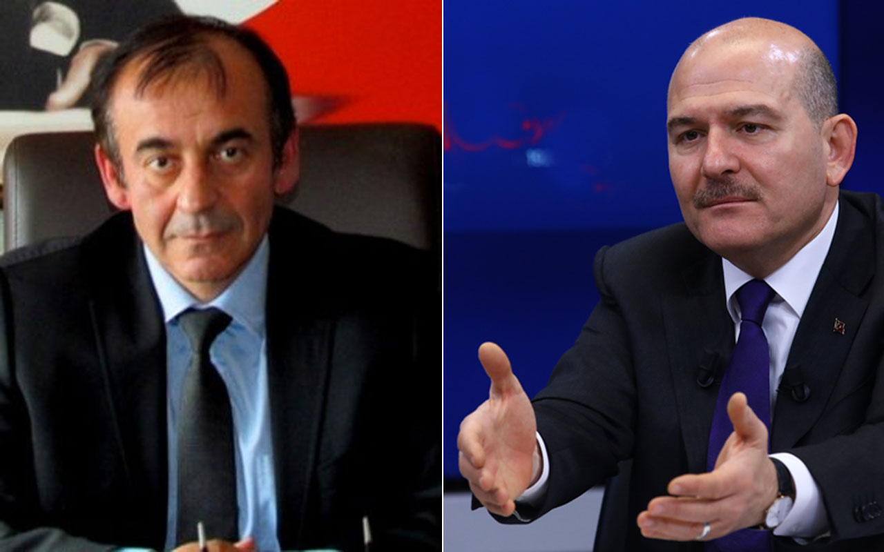İçişleri Bakanı Süleyman Soylu o iddiaya isyan etti: Tövbe olur mu öyle şey