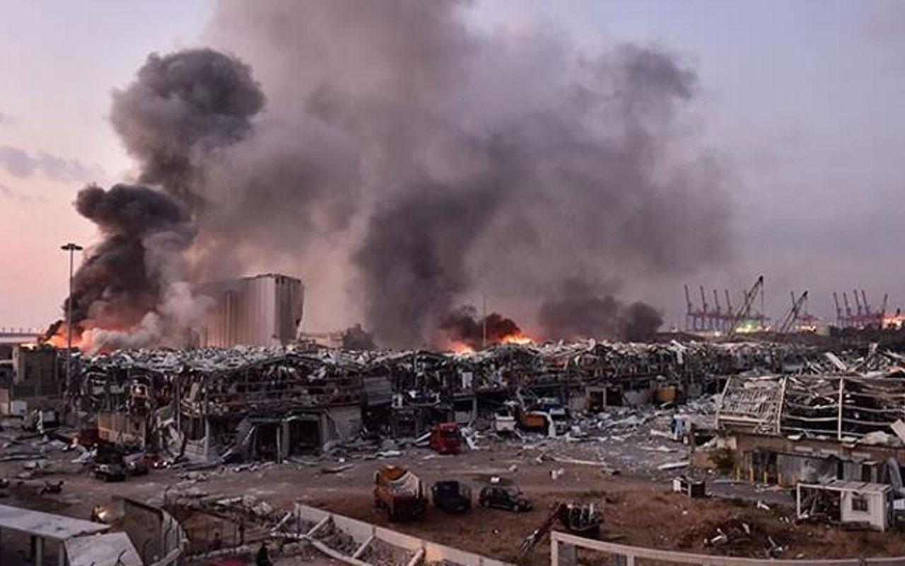 Lübnan'daki patlamada Esad iddiası!
